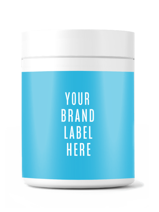 CBD Green Superfood White Label Canister