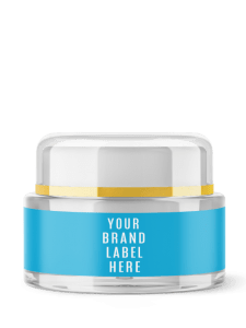 CBD Pain Cream Jar