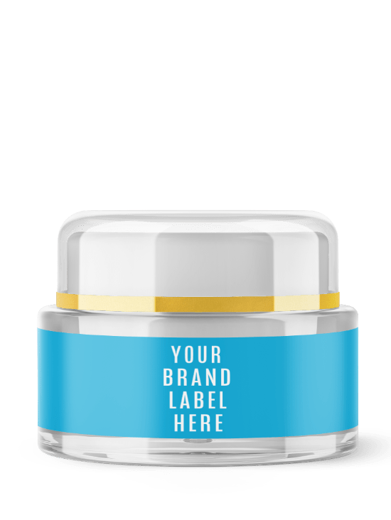 CBD Pain Cream Jar