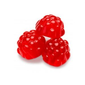 3 Raspberry CBD Gummies That Are Full Spectrum And Broad Spectrum