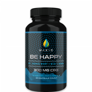 Be Happy CBD Mood Stabilizer