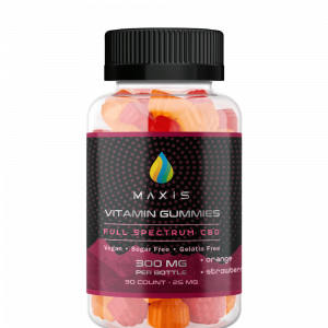 Full Spectrum CBD Gummies Multivitamin