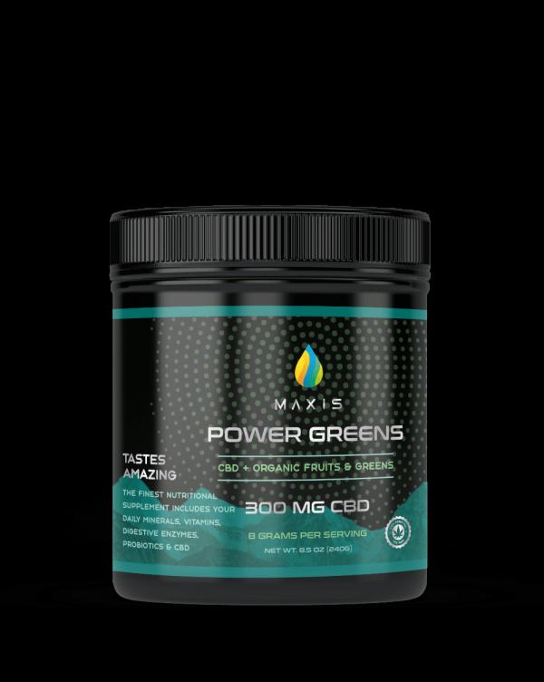 CBD Power Greens