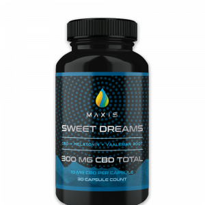 Sleep Aid With CBD