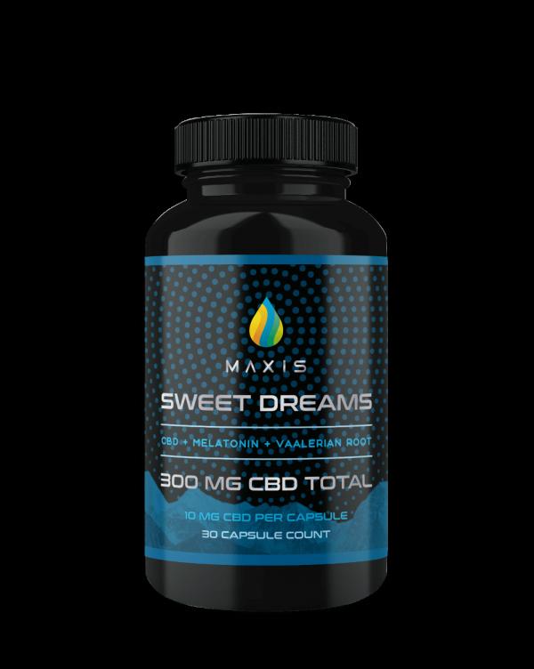 Sleep Aid With CBD