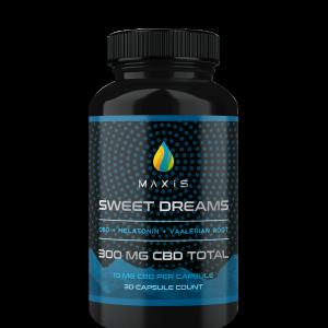 Sweet Dreams MaxVera CBD
