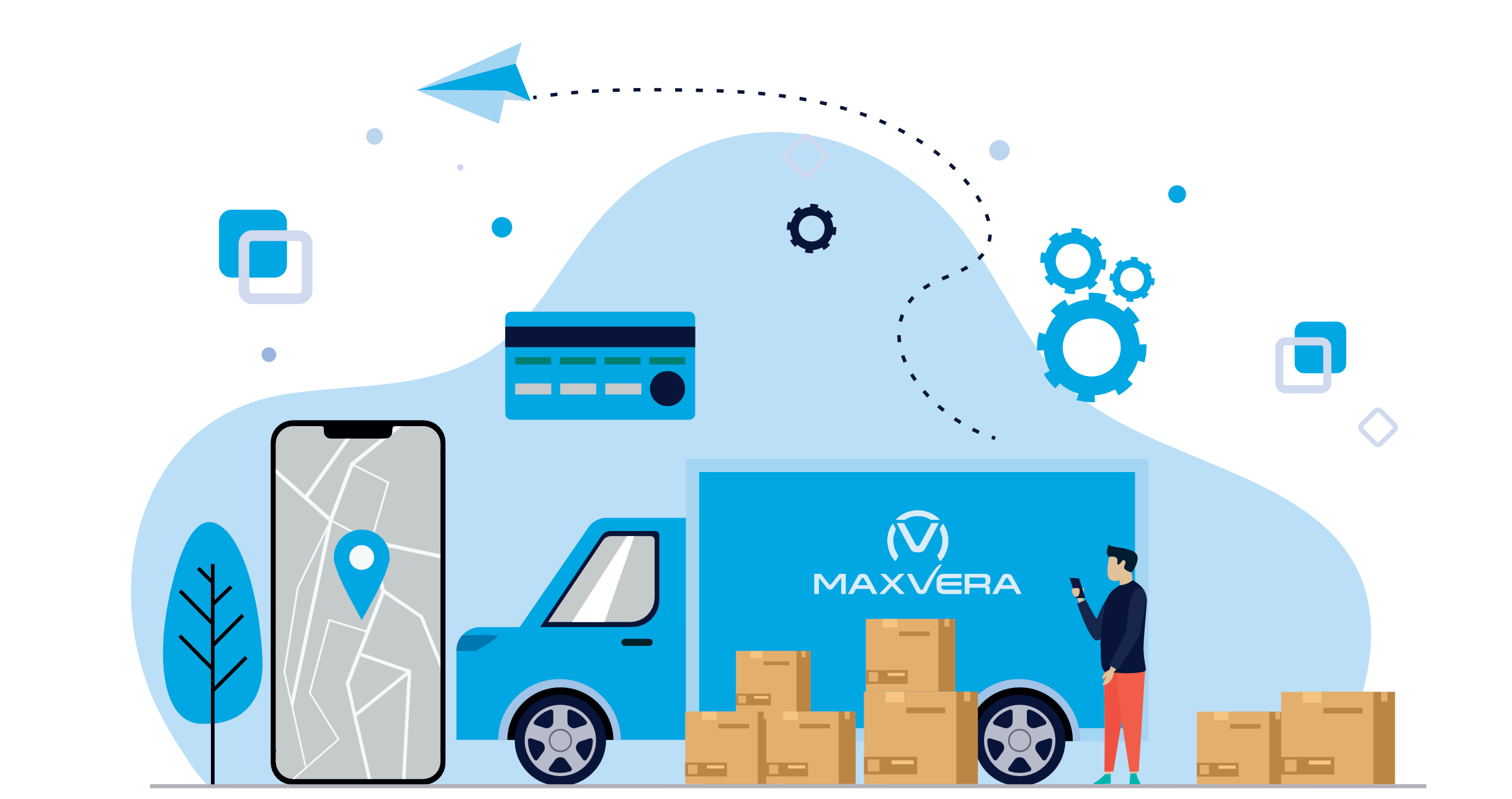 MaxVera Drop shipping