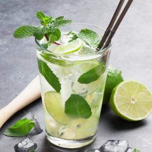 Mint Lime CBD Splash
